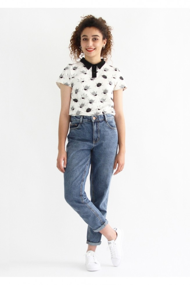 I AM Sewing Pattern Chouette Top & Bodysuit