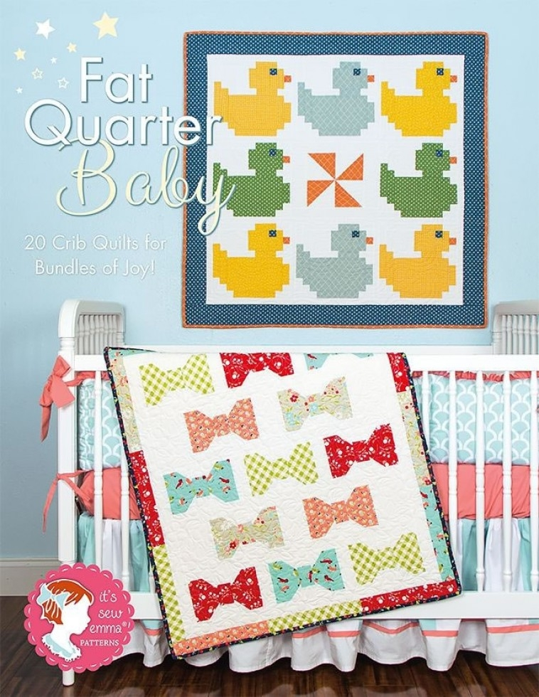 It's Sew Emma Quilting Book