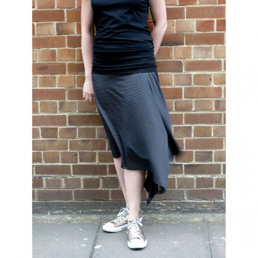 MIY Collection Sewing Pattern Tapton Skirt