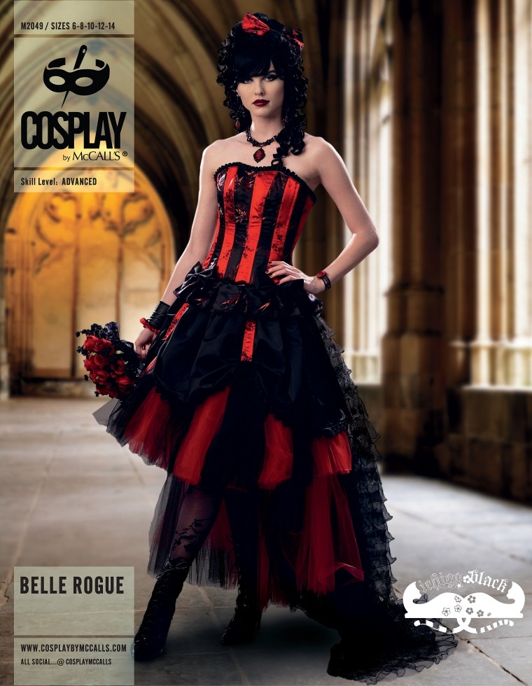 McCalls Cosplay Sewing Pattern 2049