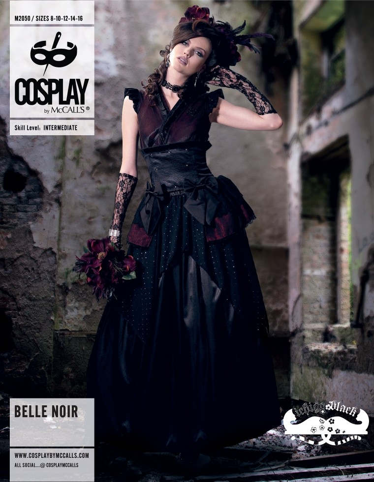 McCalls Cosplay Sewing Pattern 2050