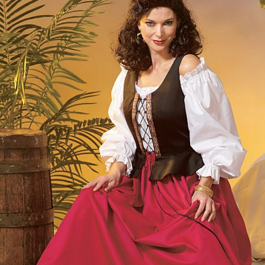 McCalls Cosplay Sewing Pattern 2055