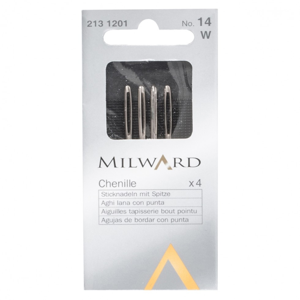 Milward Chenille Hand Sewing Needles