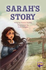 PM Sapphire: Sarah's Story (PM Guided Reading Fiction) Level 29