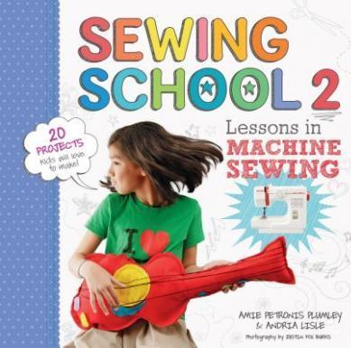 Sewing School 2 by Amie Petronis Plumley