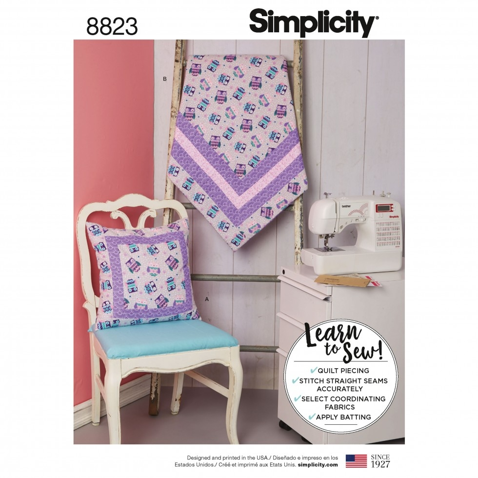 Simplicity Sewing Pattern 8823