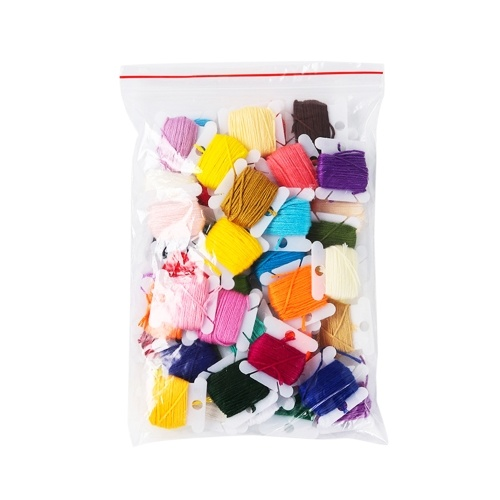 R-ainbow Embroidery F-loss 60 Colors Set