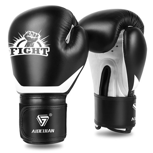 Boxing Gloves Kick Boxing Muay Thai Punching Training Bag Gloves Outdoor Sports Mittens Boxing Practice Equipment for Punch Bag Sack Boxing Pads