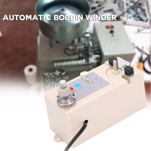 High Speed Electric Intelligent Bobbin Winder Automatic Thread Sewing Machine for Embroidery Sewing Machines
